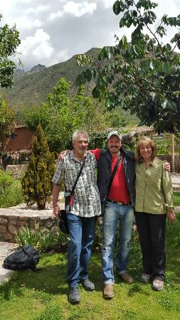 La Capilla Lodge: Guests around the world!