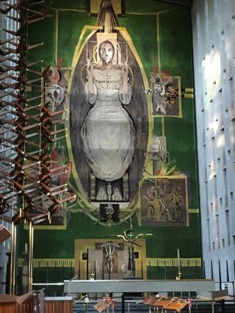 Κόβεντρυ, UK: Coventry Cathedral