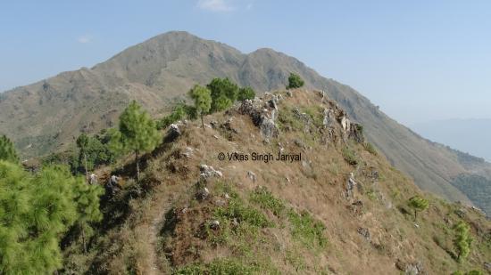 Nahan, Indie: Peak