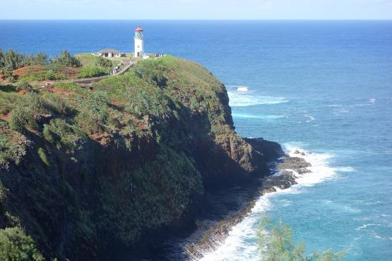 Kilauea, Hawái: Spectacular views of the light house