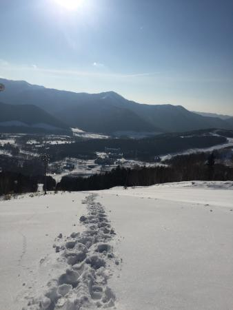 Hidaka-cho, Japón: Tomamu