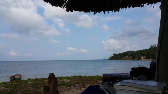 Mango Bay Resort: 비치 방갈로