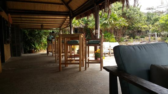 Mango Bay Resort: 레스토랑