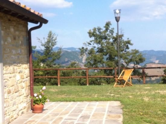 Esterno - Picture of Agriturismo Pratalbino, Bagno di Romagna ...