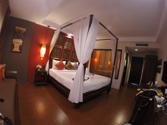 سيرلانا بوكت: Premium Thai Room