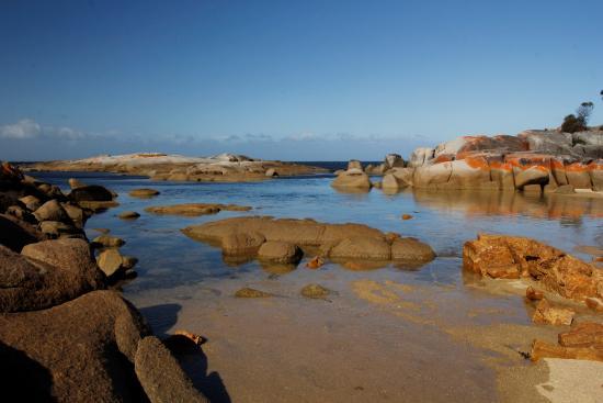Тасмания, Австралия: Bay of Fires
