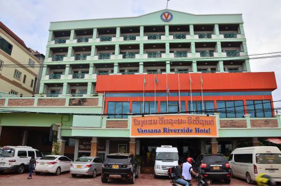 Vansana Riverside Hotel: VansanRiverside Hotel