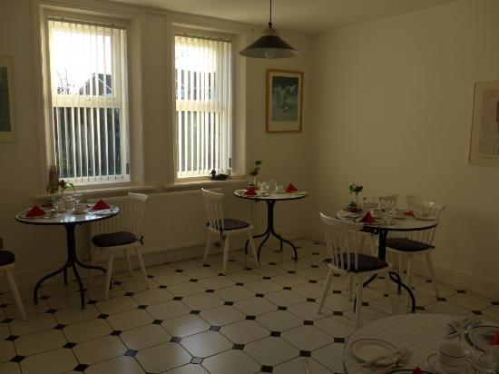Green Gables Guest House: Breakfast Room