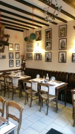 Vorst, Belçika: La Locanda