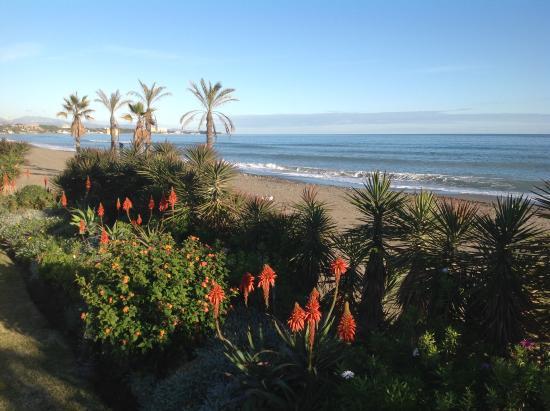 Casitas Classiques Villacana : Strandområde 50-200 meter från boendet