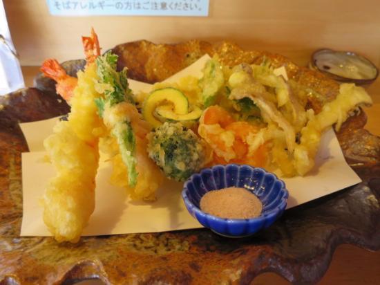 Sobajin: 天ぷら
