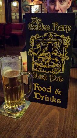 The Golden Harp Irish Pub