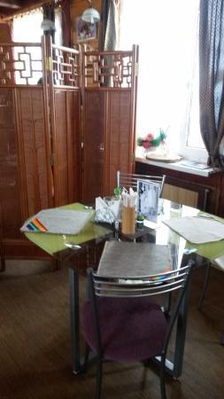 Chaplanovo, Nga: Кафе Бамбучки