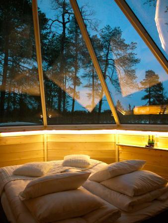 Nellim Wilderness Hotel: Aurora Kota