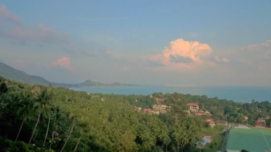 Siva Buri Resort: View point at the resort