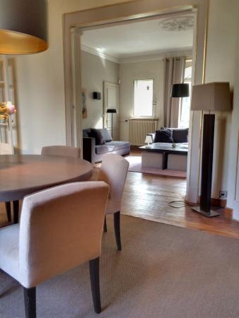 salle à manger - Bild von Castel Jolly, Rennes - TripAdvisor