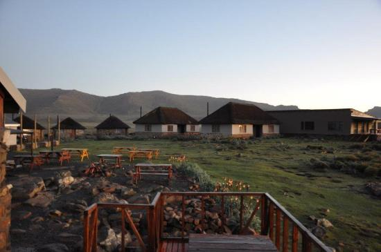 Sani Mountain Lodge: Sani Pass Mountain Lodge