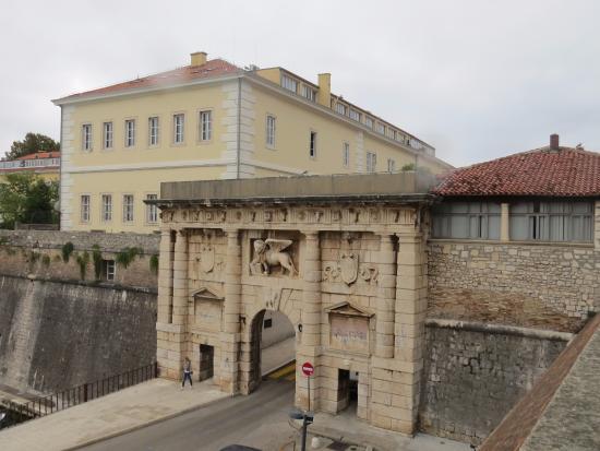 Zadar City Gate: The Land Gate