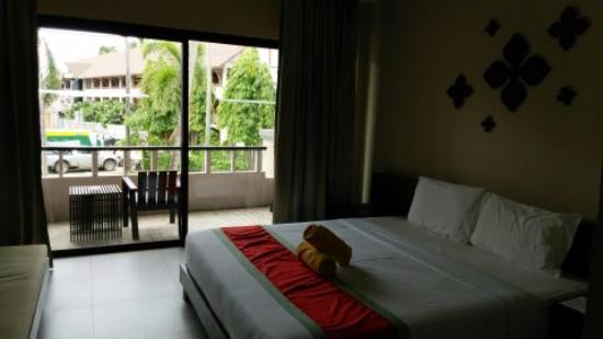 Weekender Resort & Hotel: ダブルベッドの部屋