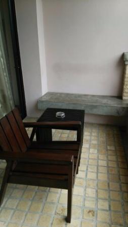 Weekender Resort & Hotel: バルコニー