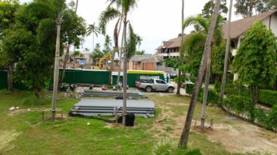 Weekender Resort & Hotel: Construction View
