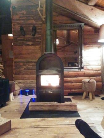 La Bournerie: Warm and cosy!