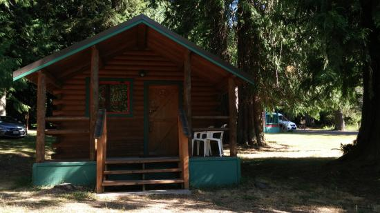 Log Cabin Resort: Our Cabin