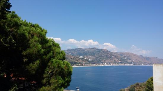 Villa Esperia: נוף מהחדר
