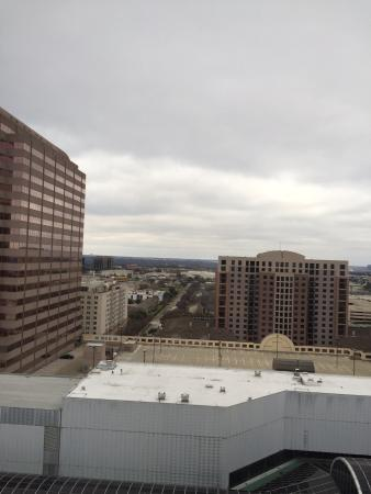 The Westin Galleria Dallas: Vista desde la habitacion