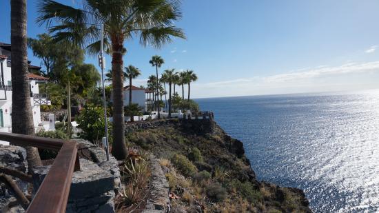 Hotel Area Photo De Hotel Jardin Tecina Playa De Santiago