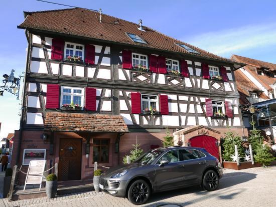 Durbach, Tyskland: Hotel