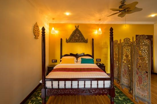 Beyond Yangon Boutique Inn: Deluxe Queen