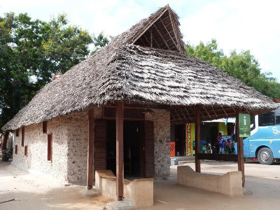Kilwa Masoko, Τανζανία: Kilwa Tourist information centre