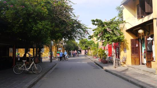 Hoi An Ancient Town : улочки