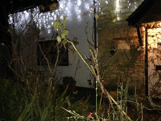 Gillingham, UK: Christmas at the cottage