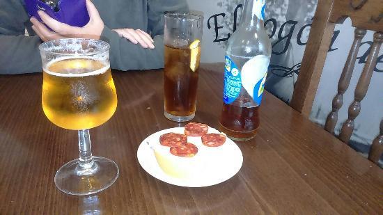 Restaurante El Fogon de Cucharo