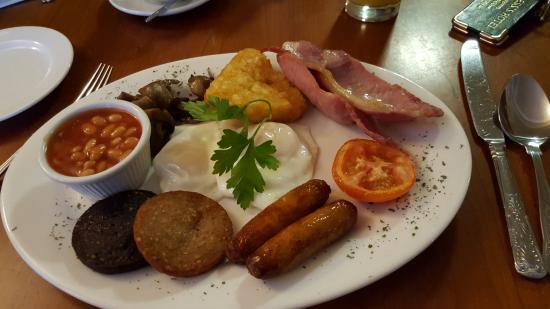 Aughrim, ไอร์แลนด์: Full Irish