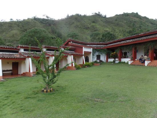 Резултат с изображение за хотел Albergue Refugio Тиерадентро