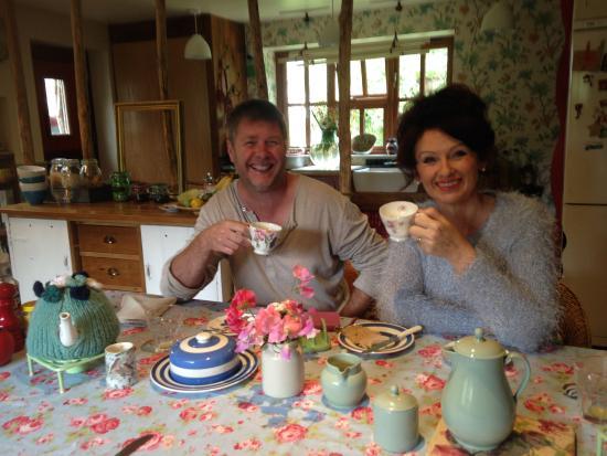 Gillingham, UK: Breakfast!