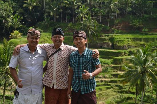 Three Sons Bali - Day Tours