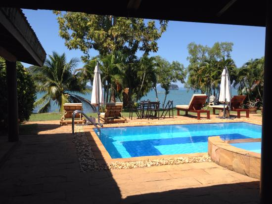 Kaleane Villas: Great views from livingroom and bedrooms