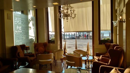 Hotel Londra Palace: Lobby