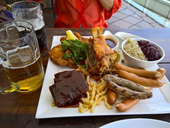 Bavarian Bier Cafe Brisbane Review