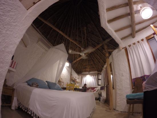 Holbox Hotel Mawimbi: Zimmer