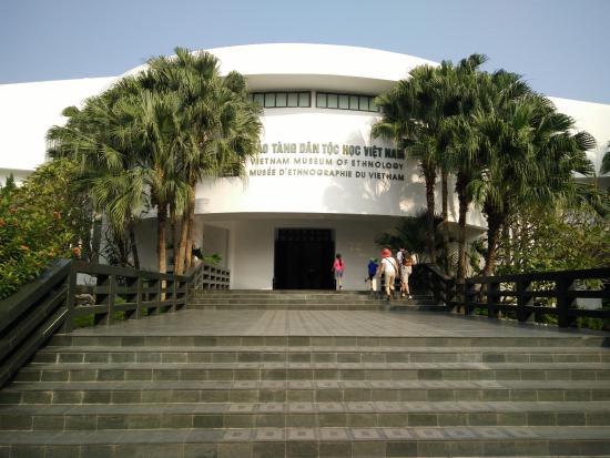 พิพิธภัณฑ์ชาติพันธุวิทยาเวียดนาม