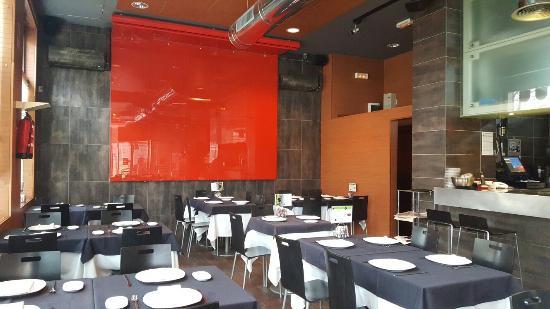 Bastante Moderno Y Acogedor Picture Of Restaurante