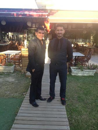 Safran Restaurant Cafe & Bar