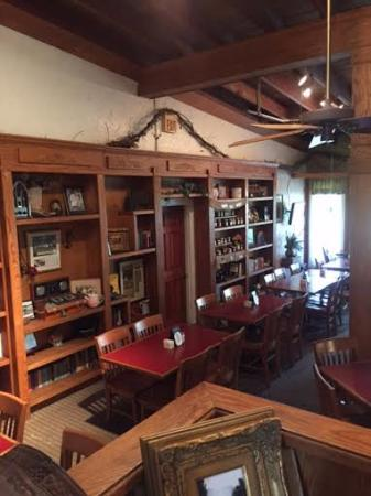 Indiantown, FL: Before TV and Facebook, etc people spent time in the library