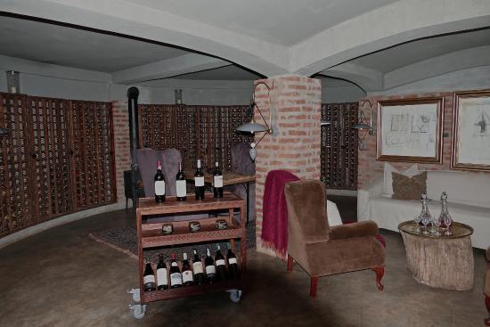 andBeyond Ngorongoro Crater Lodge: lounge