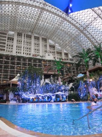 Intercontinental Chengdu Global Center Hotel Outdoor Pool